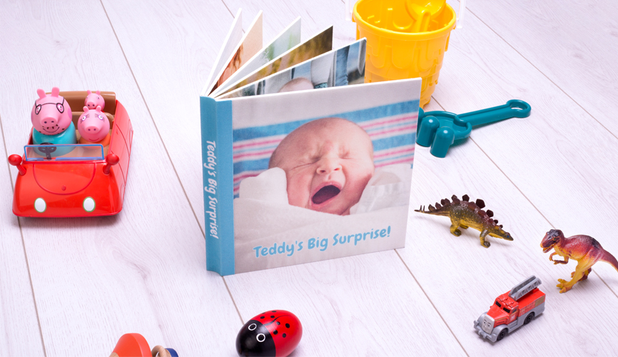 how to make a storybook for children