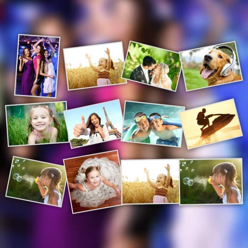 Free Photo Collage Download Poster. Make Photo Collage Online With ...